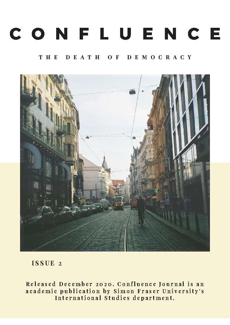 View Vol. 2 No. 1 (2020): Confluence: The Death of Democracy